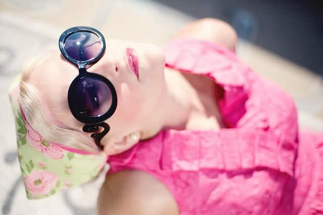 Sonnenbrille als Basic für den Sommer
