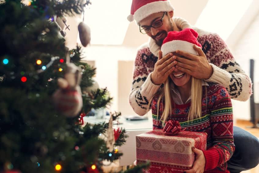 Weihnachtsgeschenk für Frauen
