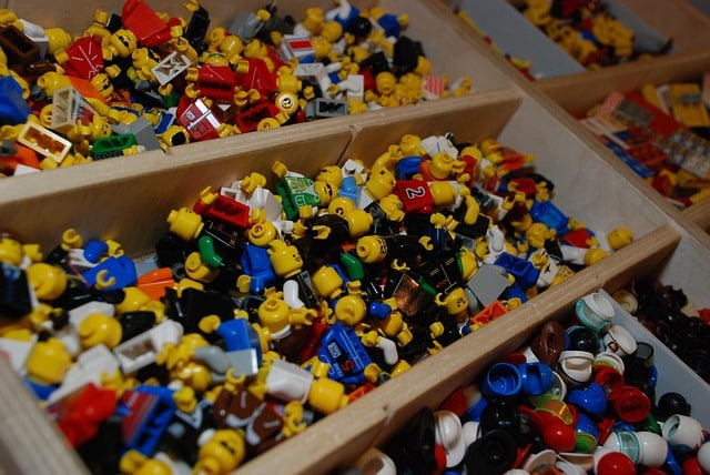 Bild Legomenschen