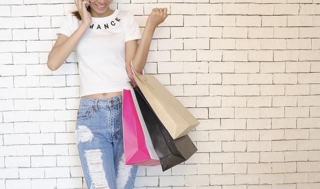 Bild Einkaufstüten