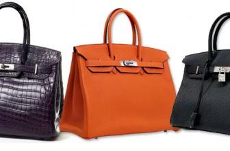 Seltenes Kleinod: Birkin Bag von Hermes
